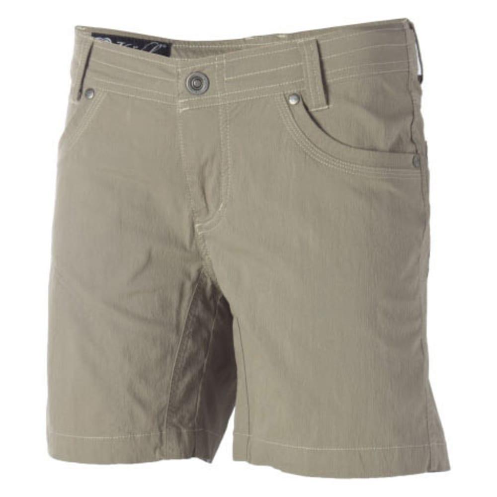 KÜHL Women's Splash Shorts, 5.5 IN - KHAKI