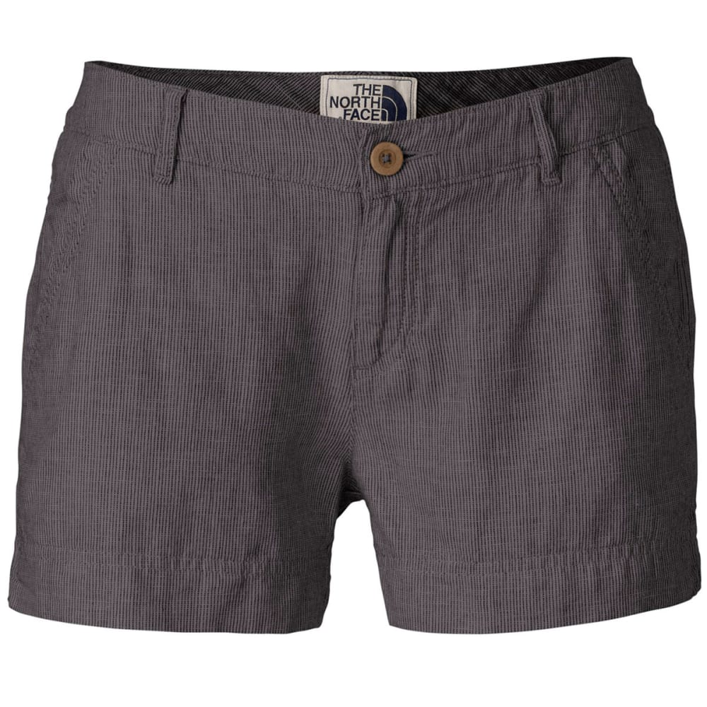 THE NORTH FACE Women's Aurana Shorts - GRAPHITE GREY