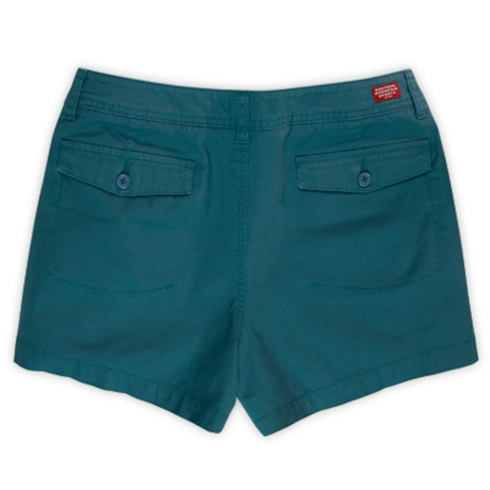 "EMS® Women's Adirondack Shorts, 4"" - PEACOCK BLUE"