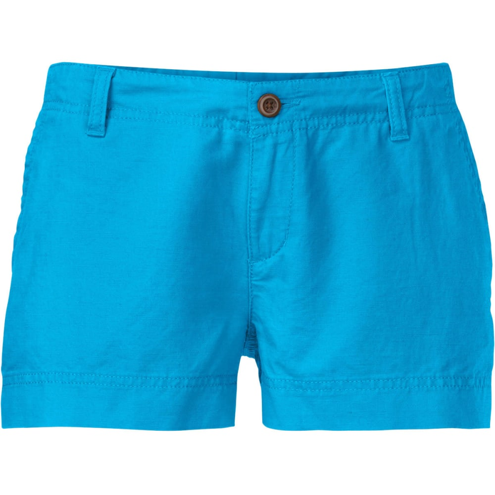 THE NORTH FACE Women's Maywood Shorts, 3 in. - QUILL BLUE
