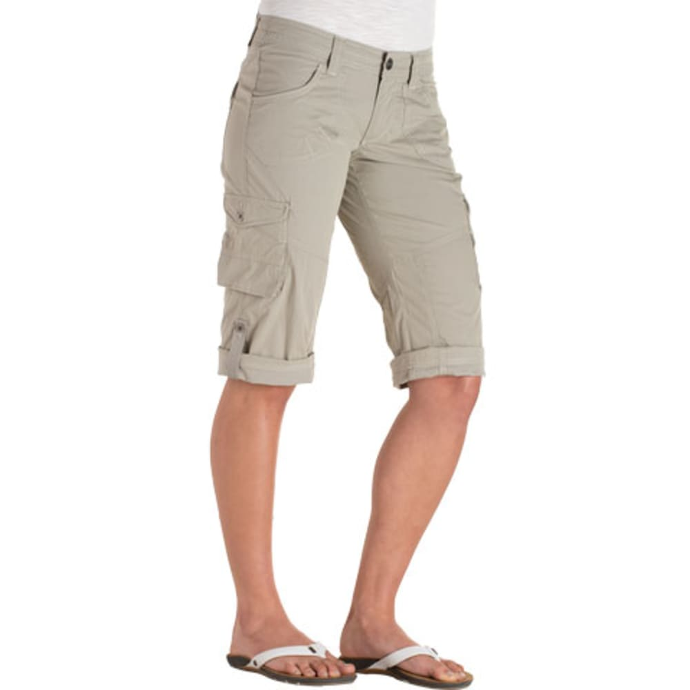 KÜHL Women's Kontra™ Shorts, 11 in.  - KHAKI