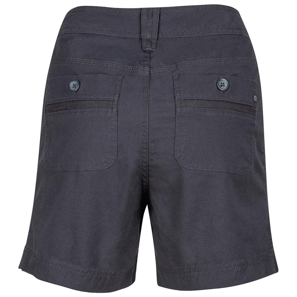 MARMOT Women's Cleo Shorts - DARK STEEL