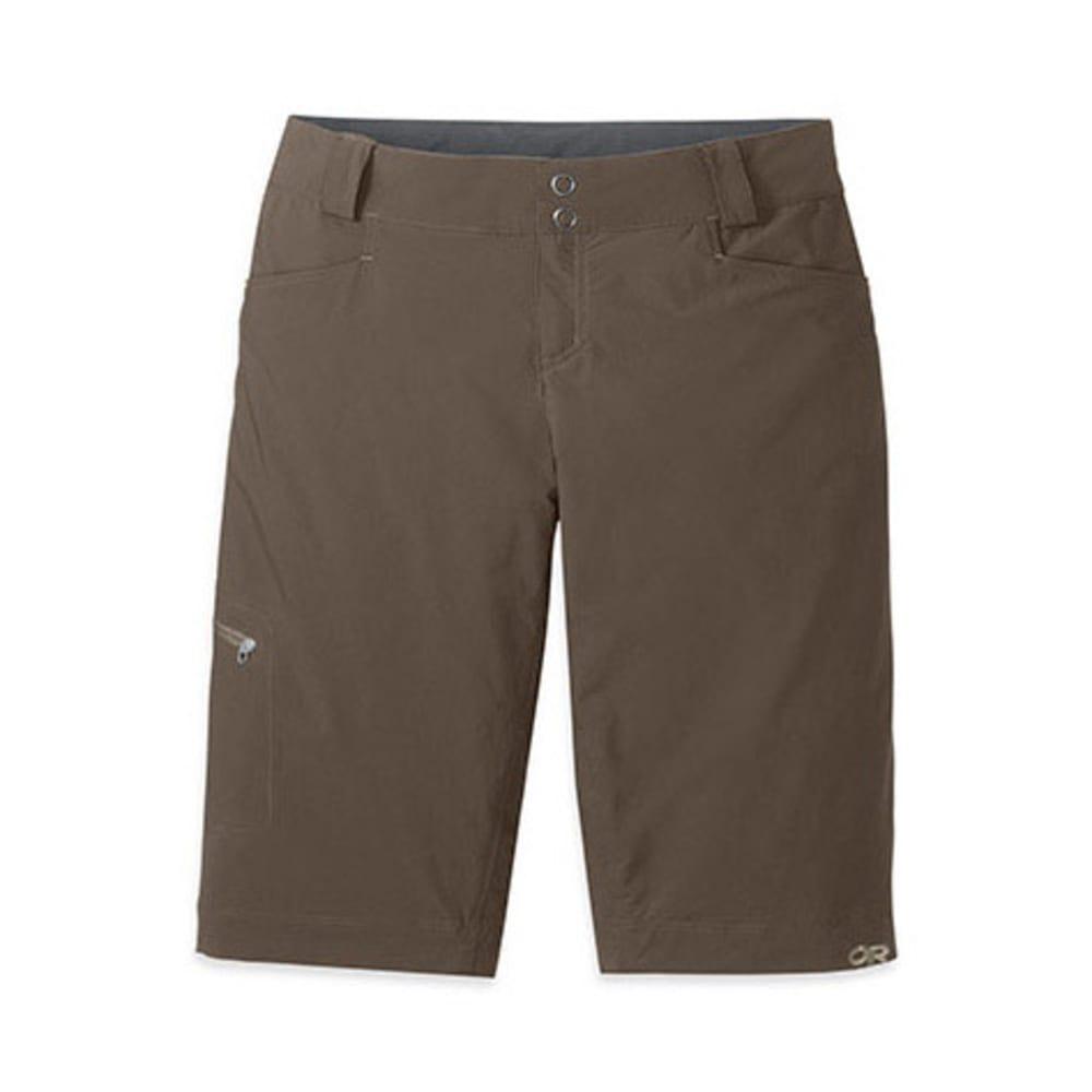 OUTDOOR RESEARCH Women's Ferrosi Shorts - MUSHROOM