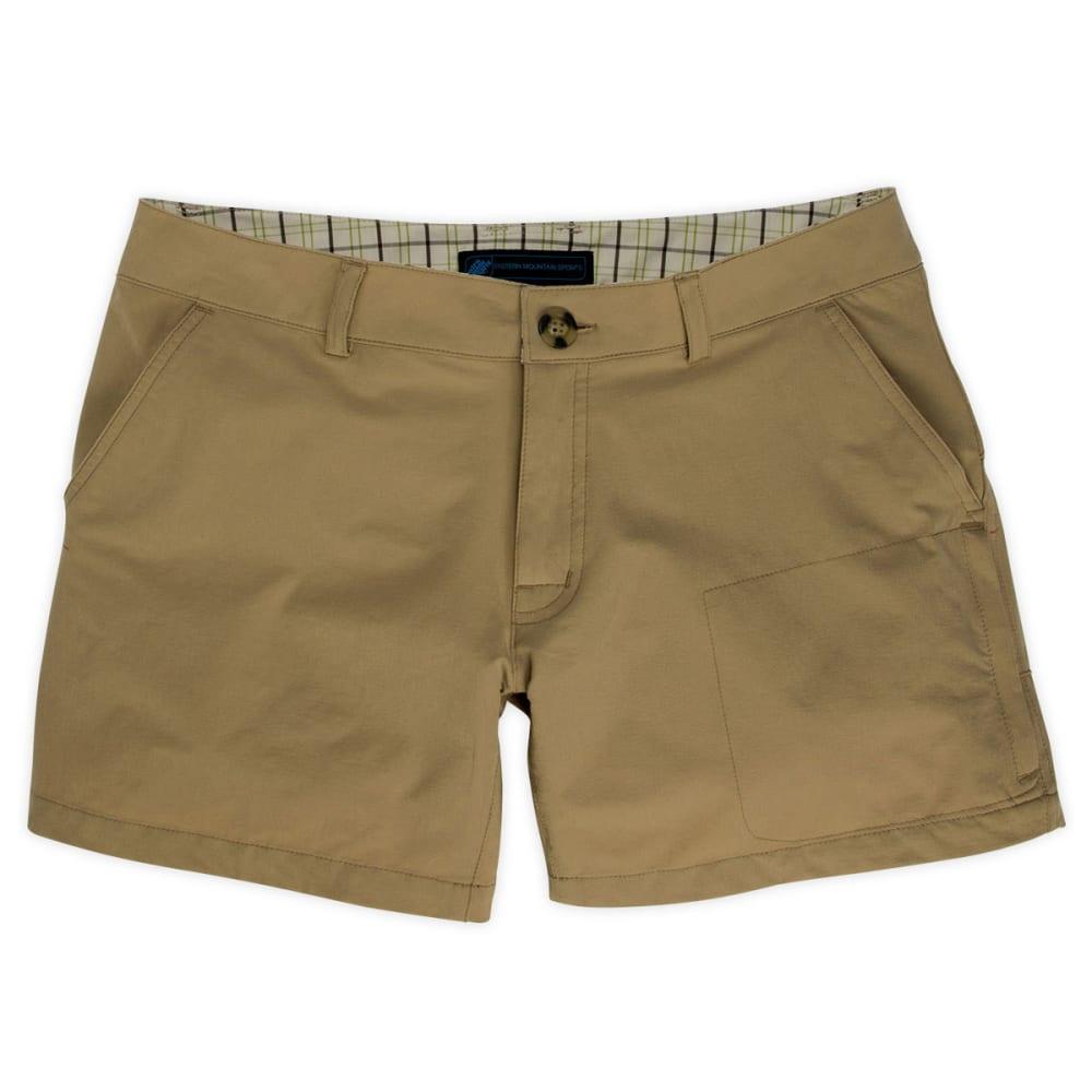 EMS® Women's Trailhead Shorts, 5 in. - KHAKI