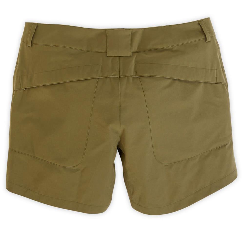 EMS® Women's Trailhead Shorts, 5 in. - BURNT OLIVE