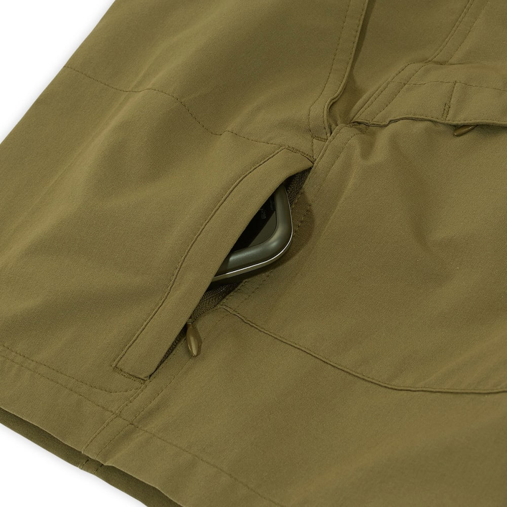 EMS® Women's Trailhead Shorts, 5 in.  - BURNT OLIVE