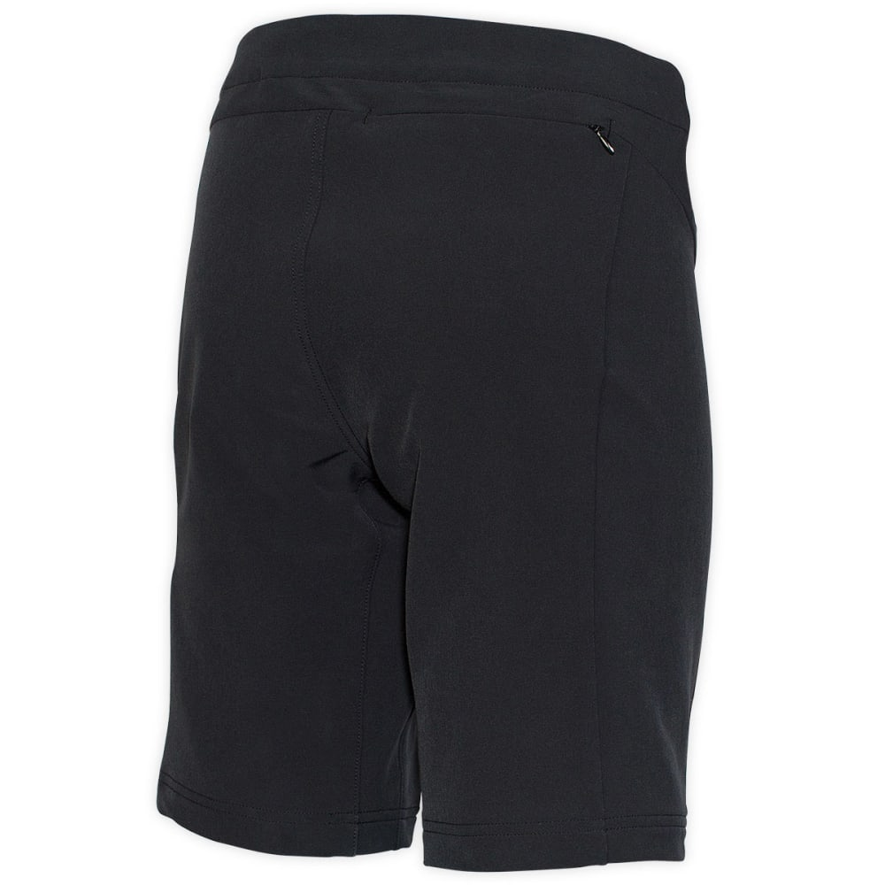 EMS® Women's Incline Shorts  - JET BLACK