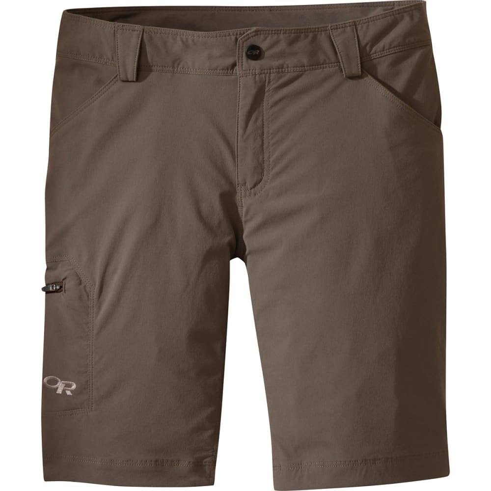 OUTDOOR RESEARCH Women's Equinox Shorts - MUSHROOM