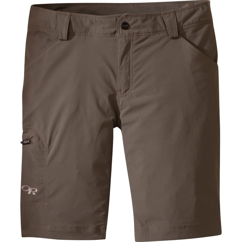 OUTDOOR RESEARCH Women's Equinox Shorts - MUSHROOM
