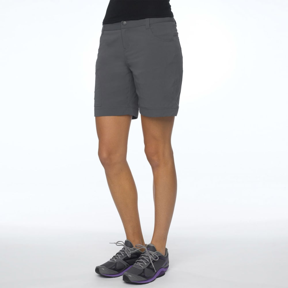 PRANA Women's Hazel Shorts - COAL-COAL