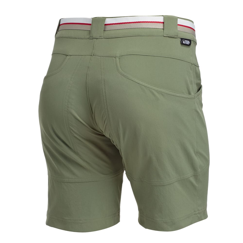 EMS® Women's Compass Trek Shorts, 9 in. - CLOVER