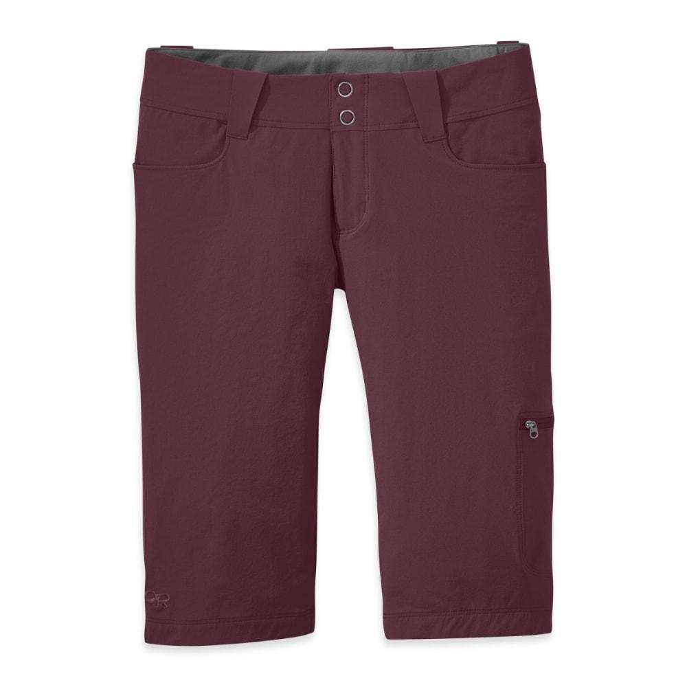OUTDOOR RESEARCH Women's Ferrosi Shorts - PINOT