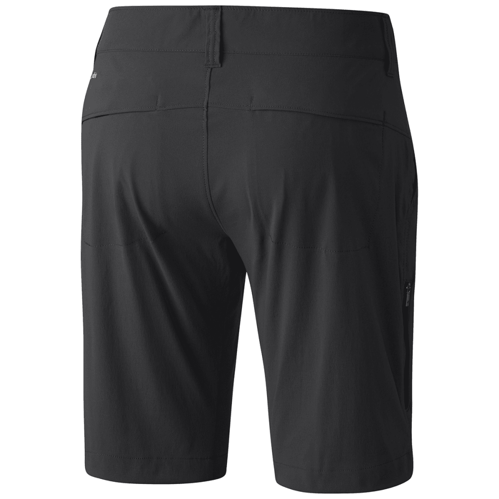 COLUMBIA Women's Saturday Trail Long Shorts - 010-BLACK