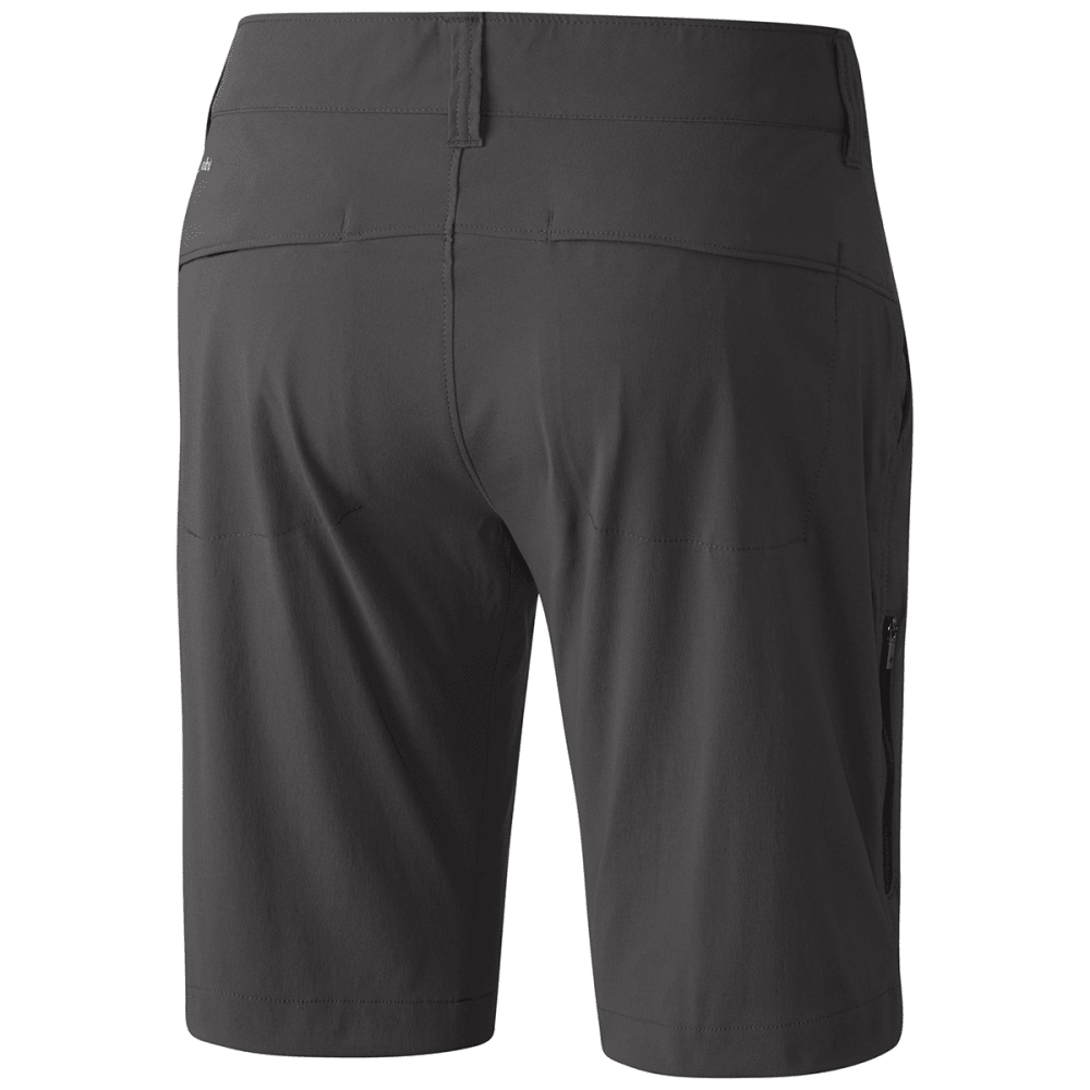 COLUMBIA Women's Saturday Trail Long Shorts - 028-GRILL