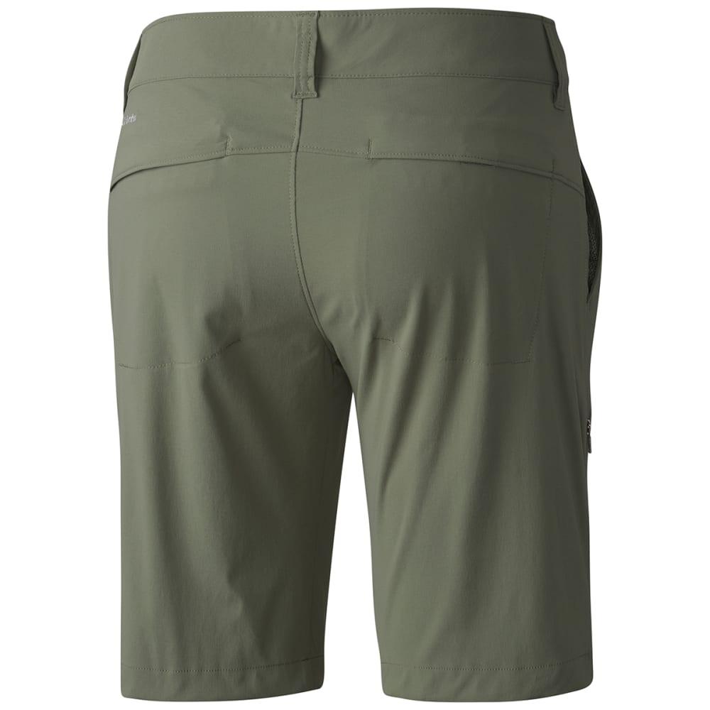 COLUMBIA Women's Saturday Trail Long Shorts - 316-CYPRESS