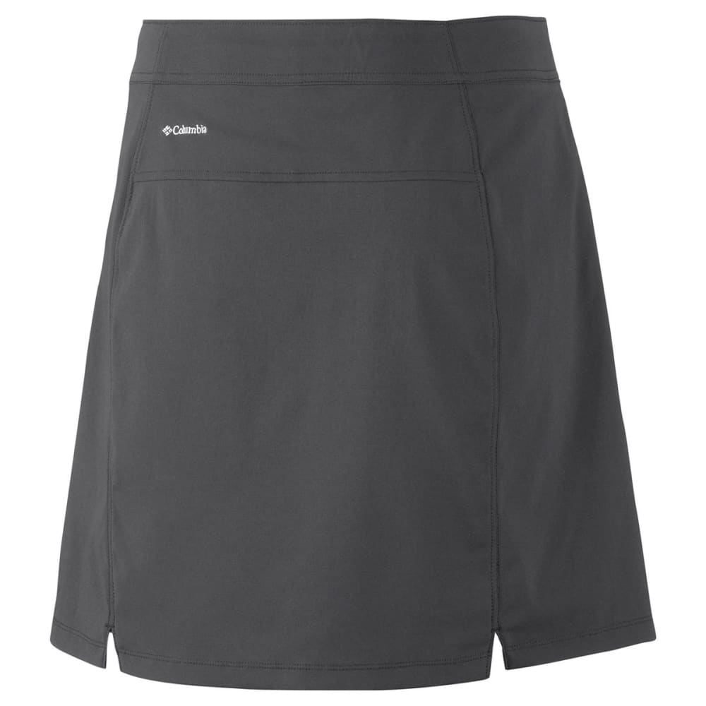 COLUMBIA Women's Just Right Skort - 028-GRILL