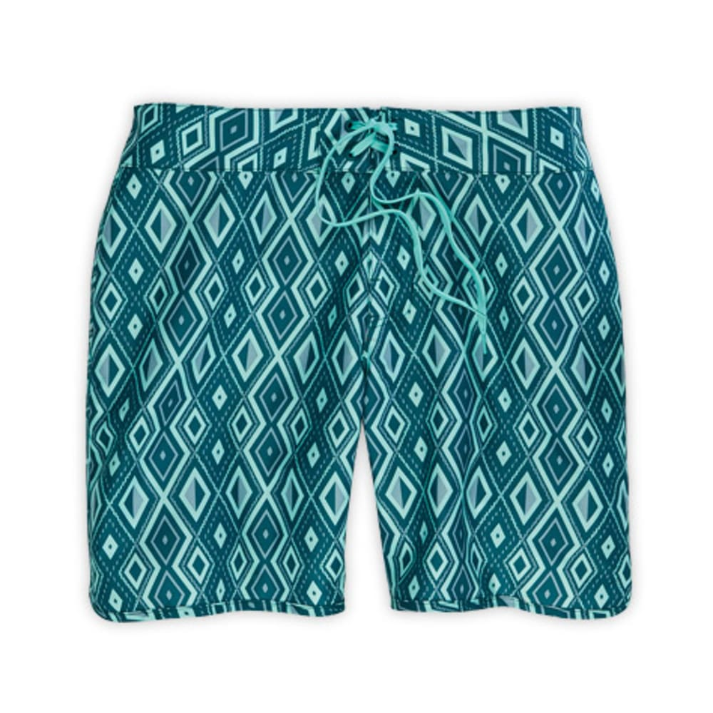 EMS® Women's Board Shorts, 7 in.  - MINT