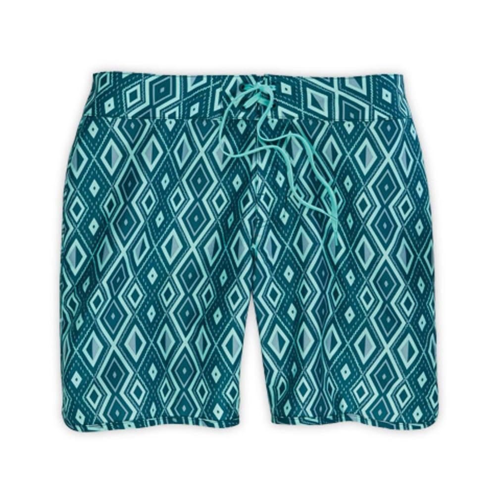 EMS® Women's Board Shorts, 7 in. - MINT