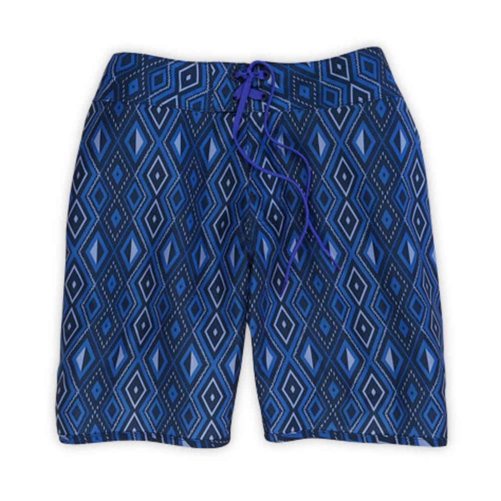 EMS® Women's Board Shorts, 7 in.  - DAZZLING BLUE