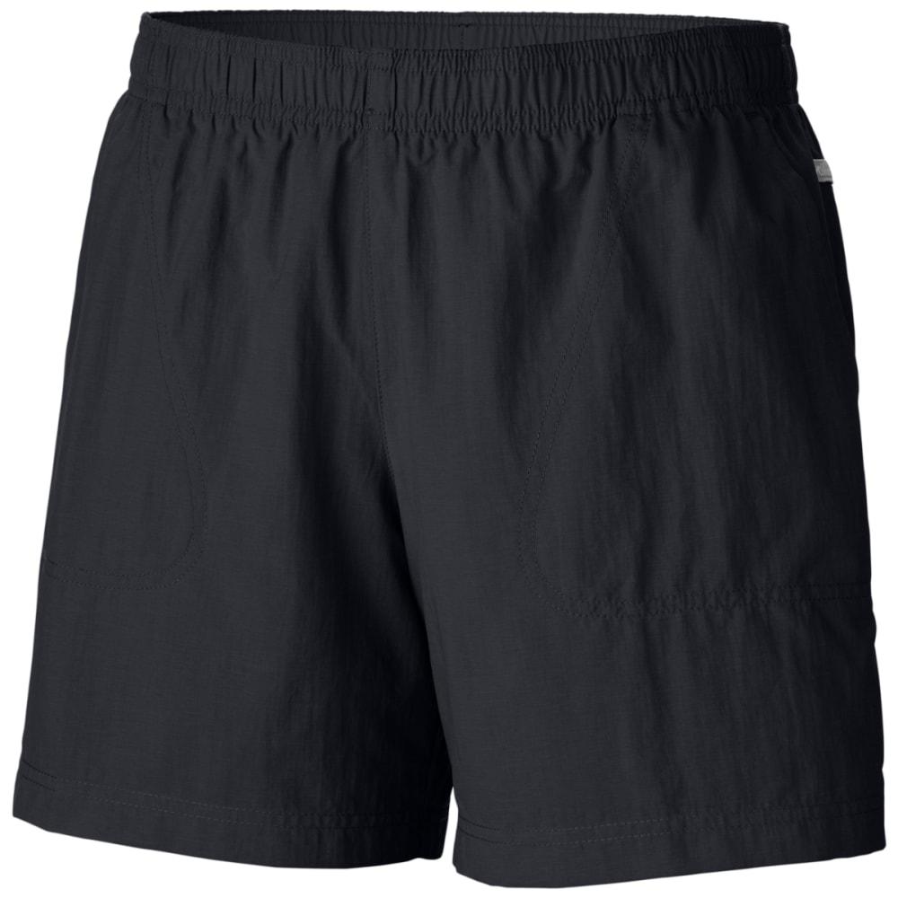 COLUMBIA Women's Sandy River Shorts - 014-BLACK