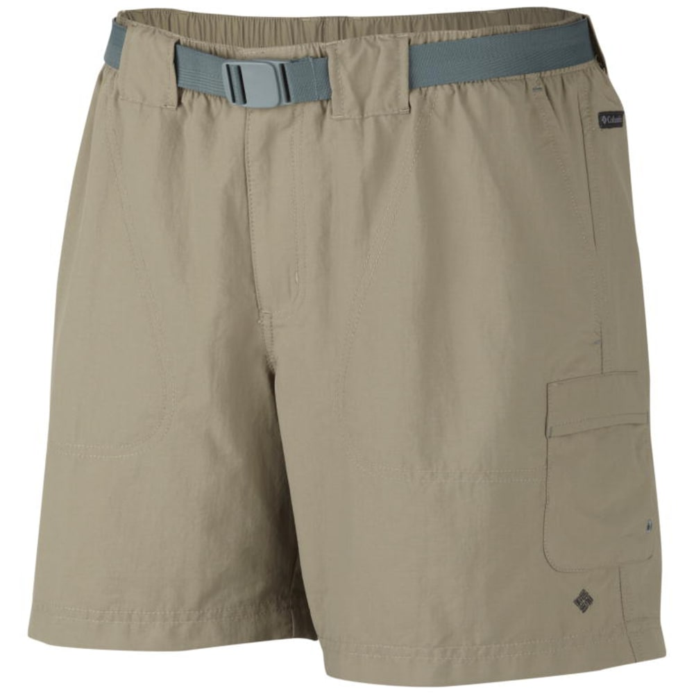 COLUMBIA Women's Sandy River Cargo Shorts - TUSK