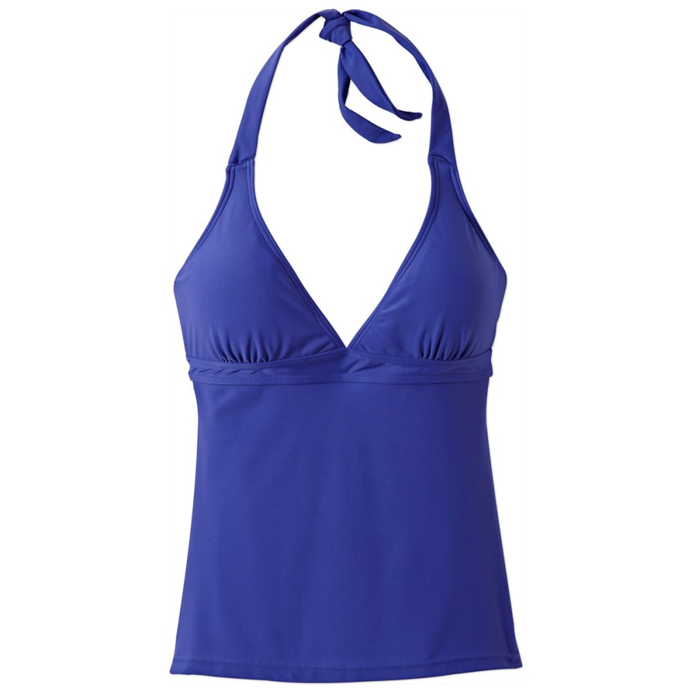 PRANA Women's Lahari Tankini - SAIL BLUE