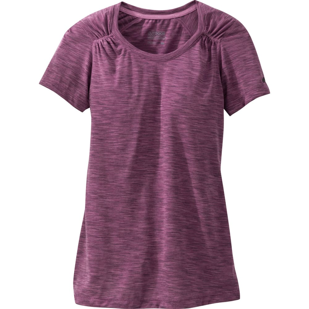 OUTDOOR RESEARCH Women's Flyway Shirt - ORCHID
