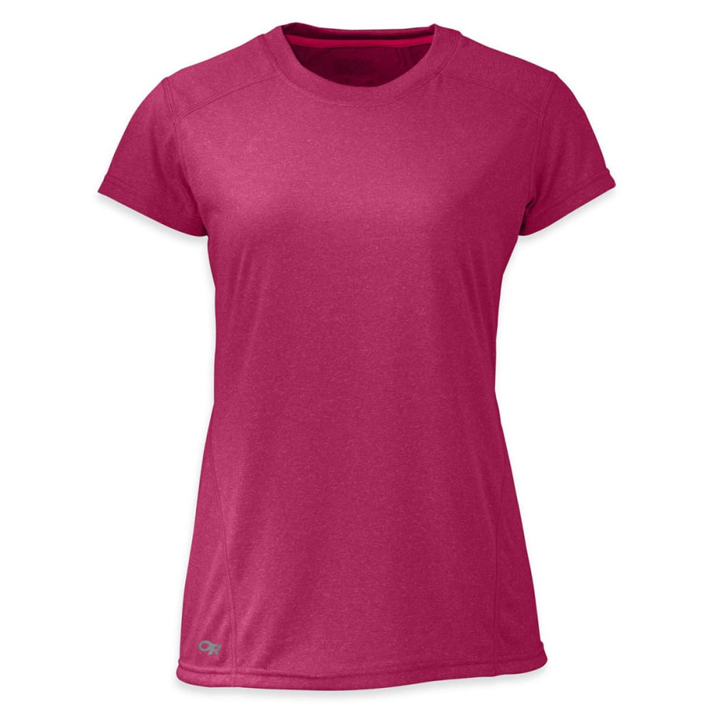 OUTDOOR RESEARCH Women's Ignitor T-Shirt, S/S - SANGRIA