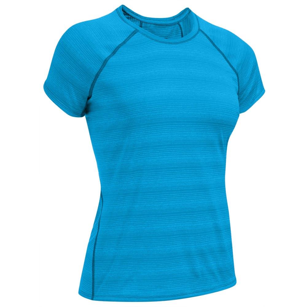 EMS® Women's Techwick® Essence Short-Sleeve Top  - METHYL BLUE