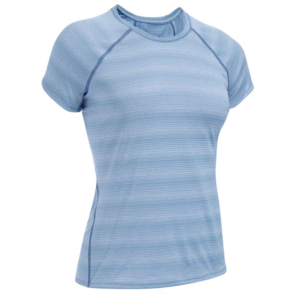 EMS® Women's Techwick® Essence Short-Sleeve Top  - BLUE BELL