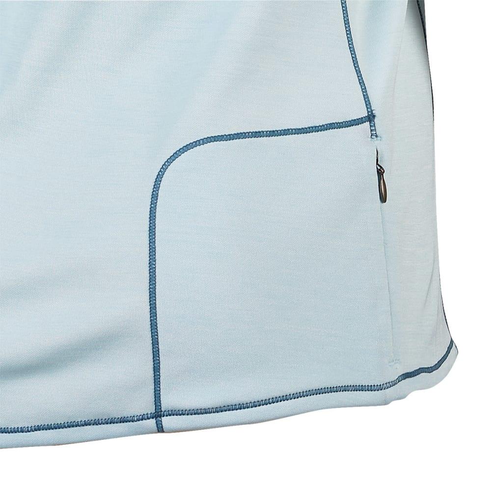 EMS® Women's Pursuit Short-Sleeve Top  - CORDYALIS BLUE