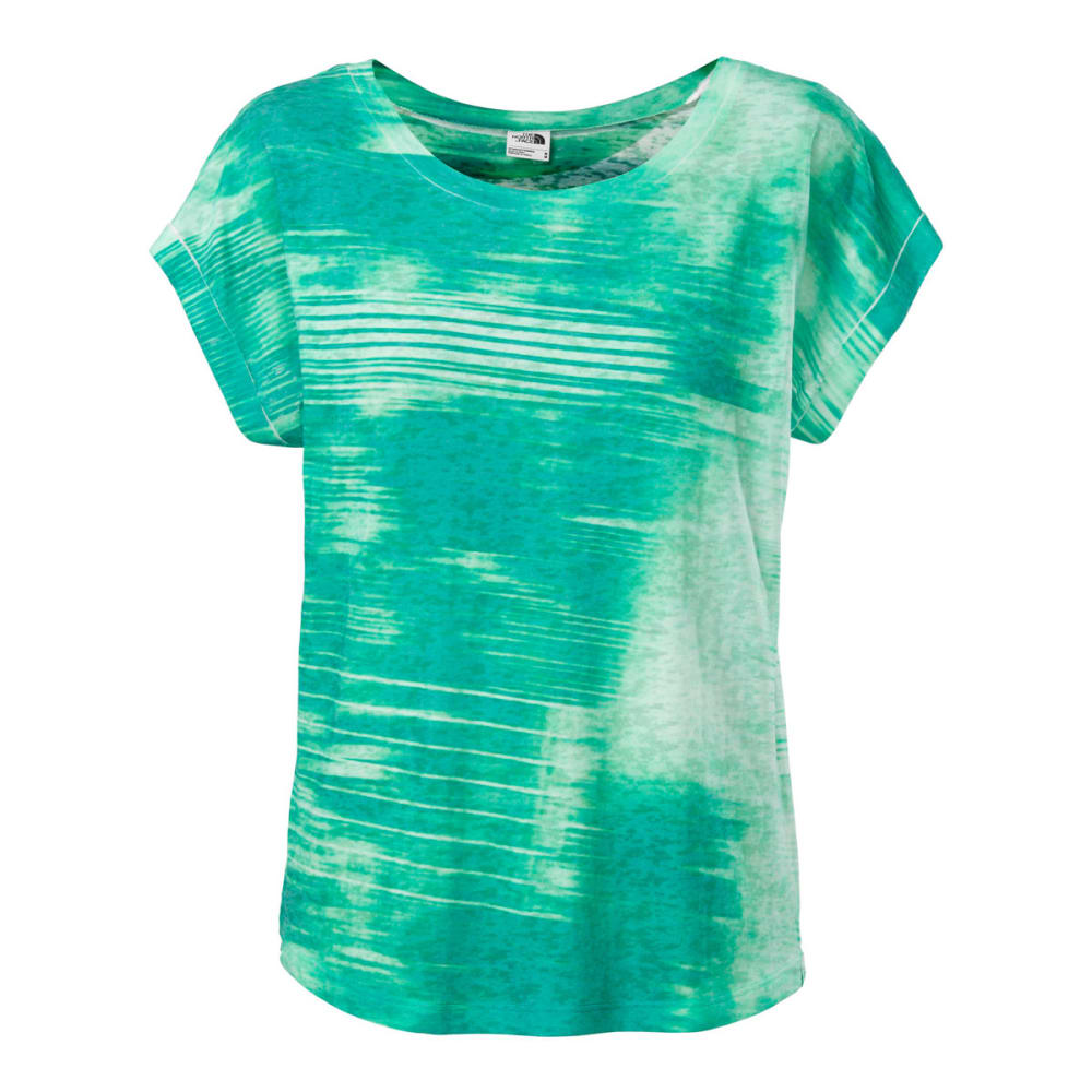 THE NORTH FACE Women's Kokomo Burnout Top - GREEN