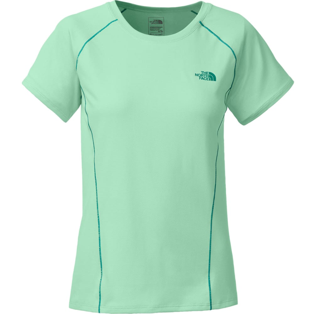 The north face women 39 s short sleeve voltage tee shirt for The north face short sleeve shirt