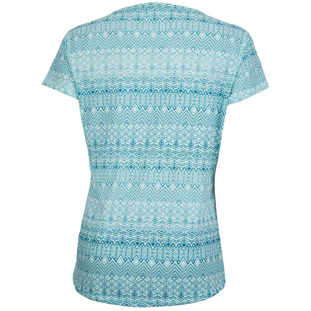 MARMOT Women's Katie Short-Sleeve Shirt - BLUE