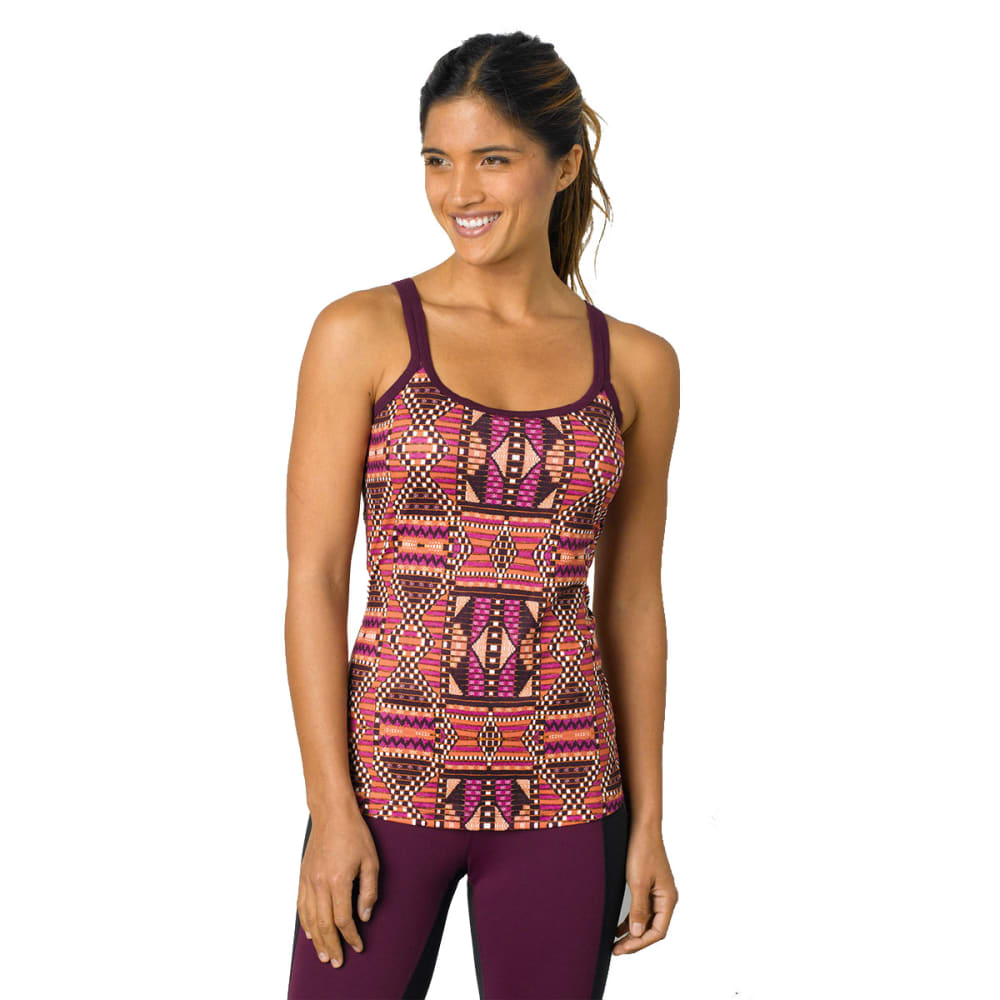 PRANA Women's Marley Top - VIOLA BRIDGE