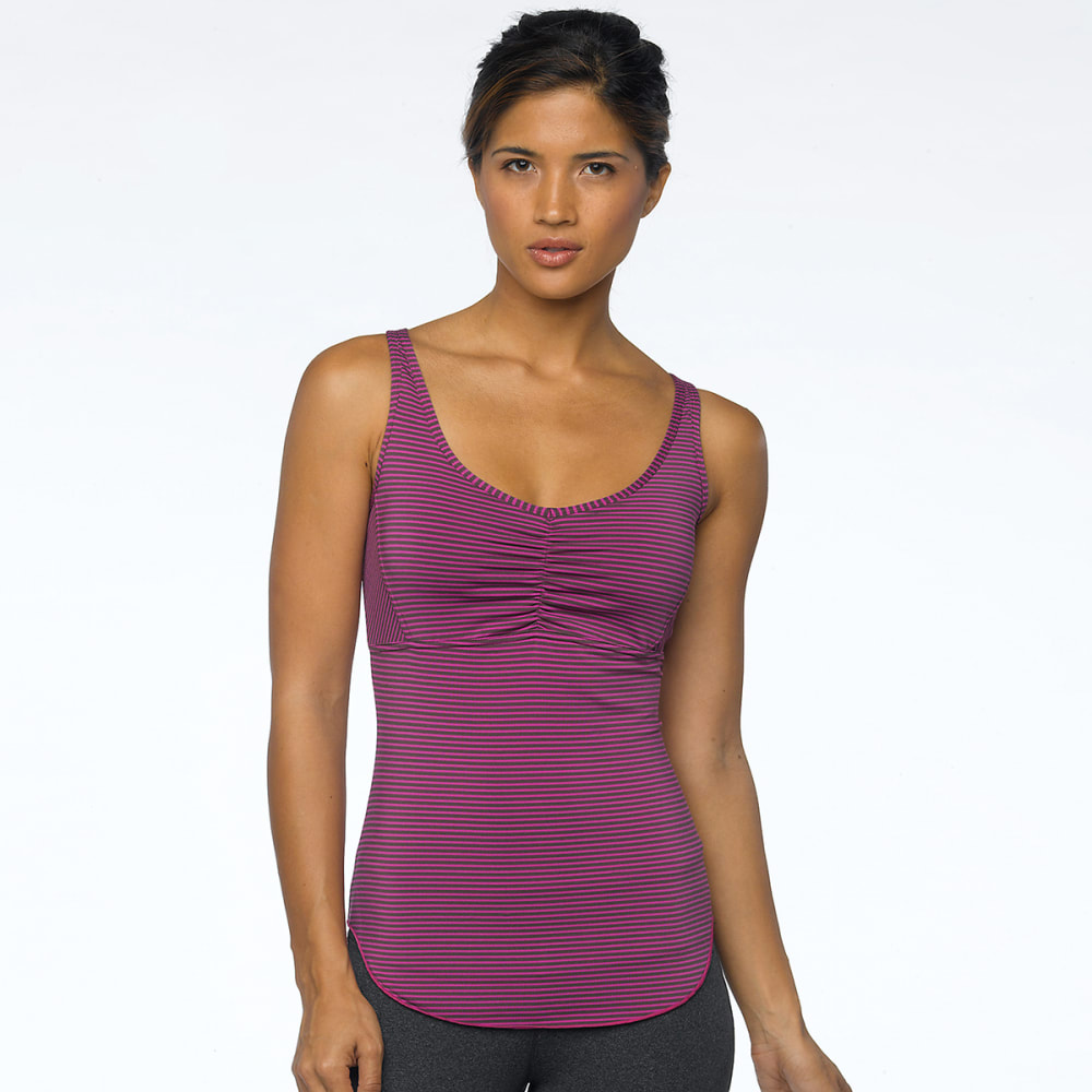 PRANA Women's Dreaming Top - VIVID VIOLA
