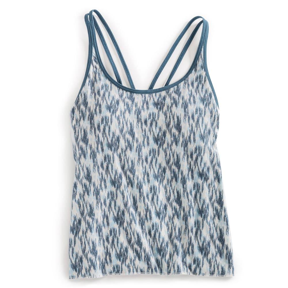 EMS® Women's Journey Breeze Tank - CORDYALIS BLUE SKETC