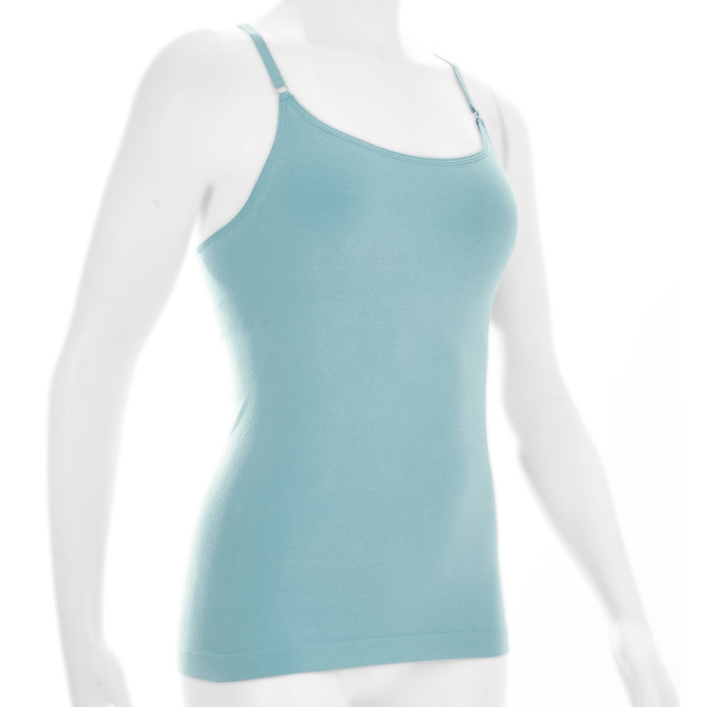 EMS® Women's Seamless Venture Cami  - CORDYALIS BLUE