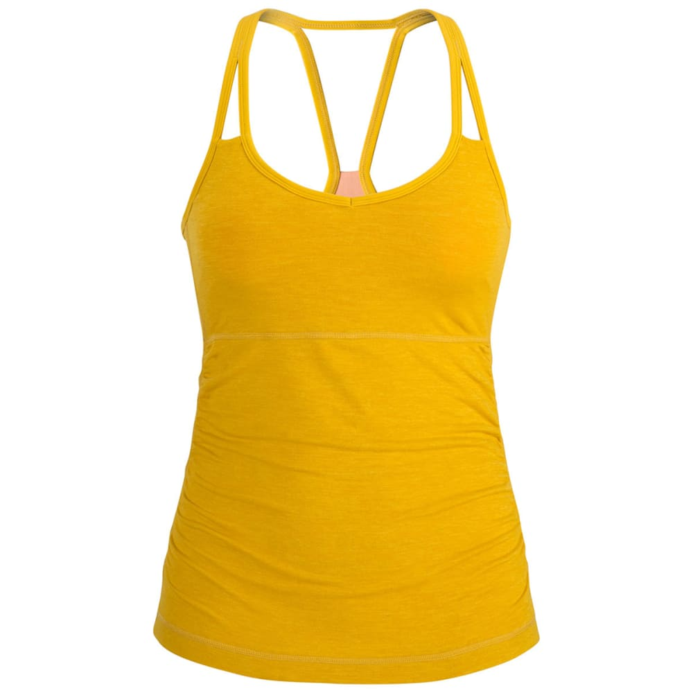 BLACK DIAMOND Women's Six Shooter Tank - OCHRE