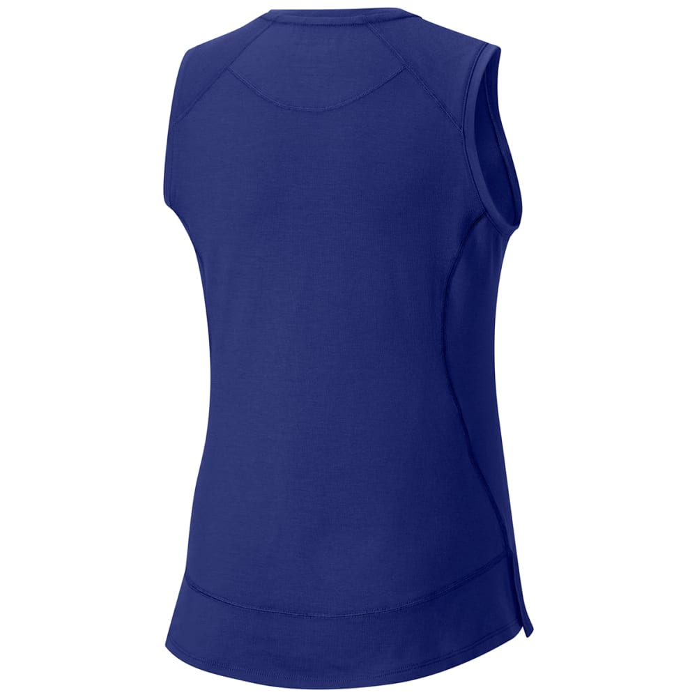 MOUNTAIN HARDWEAR Women's CoolHiker   Tank - DYNASTY BLUE