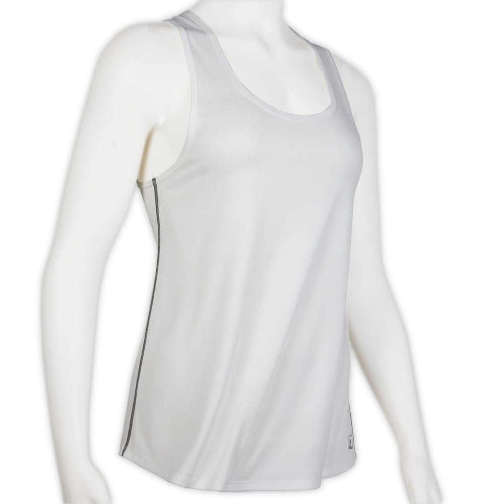 EMS® Women's Techwick® Essence Flow Tank   - CLOUD DANCER