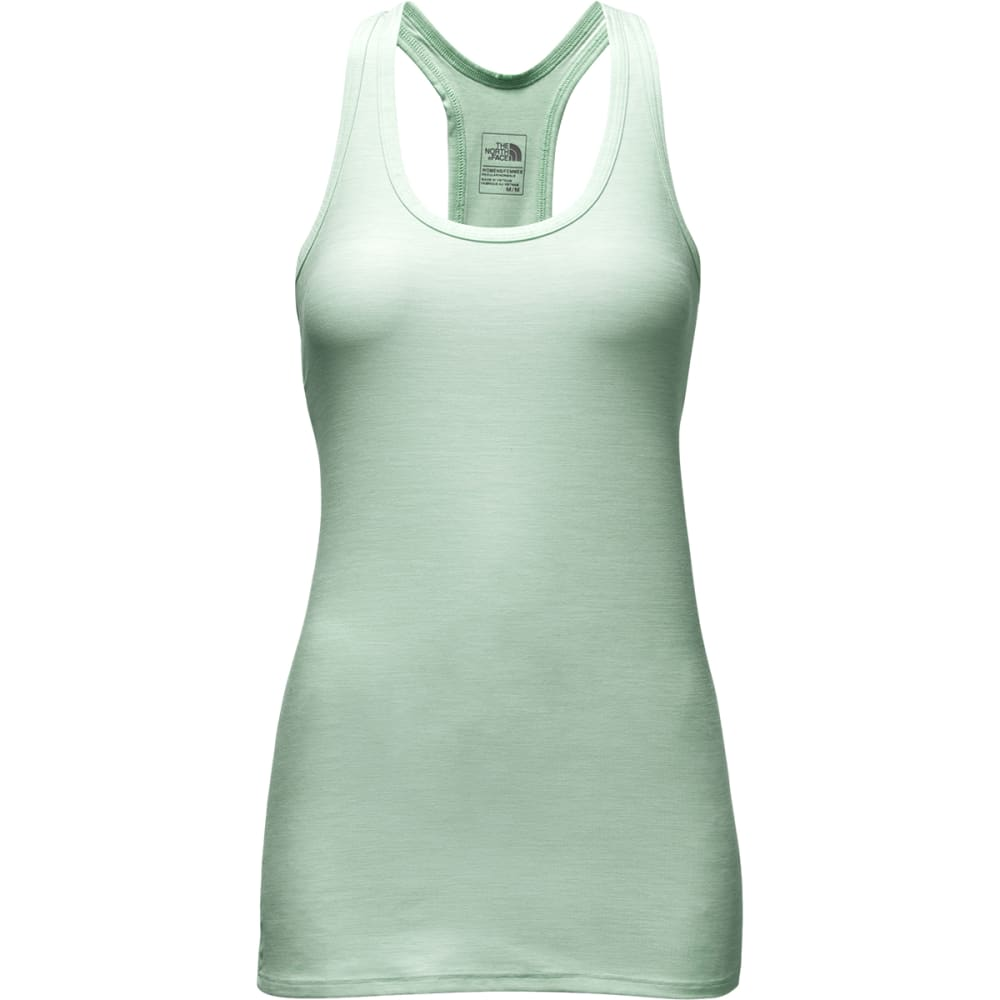 THE NORTH FACE Women's T Lite Tank Top - SUBTLE GREEN HEATHER