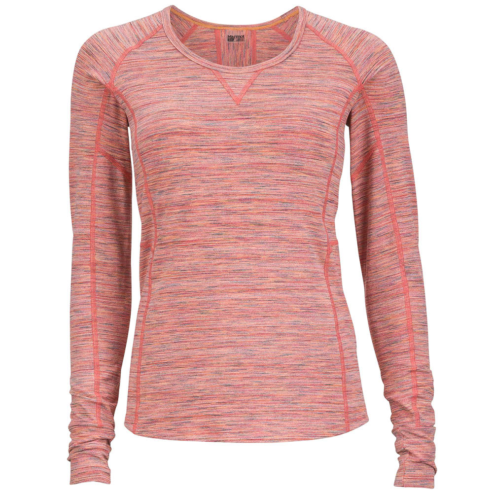 MARMOT Women's Helen Long-Sleeve Shirt - EMBERGLOW