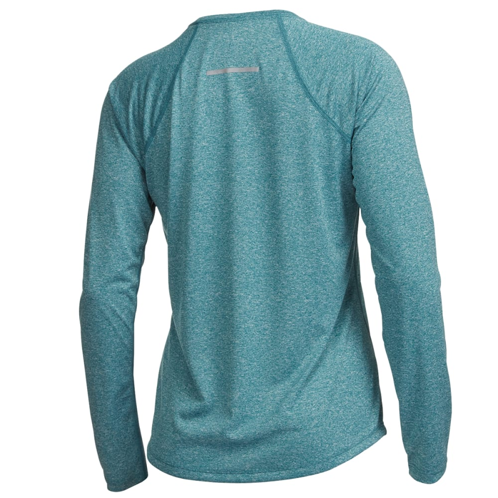 EMS® Women's Techwick® Essence Long-Sleeve Top   - EVERGLADE