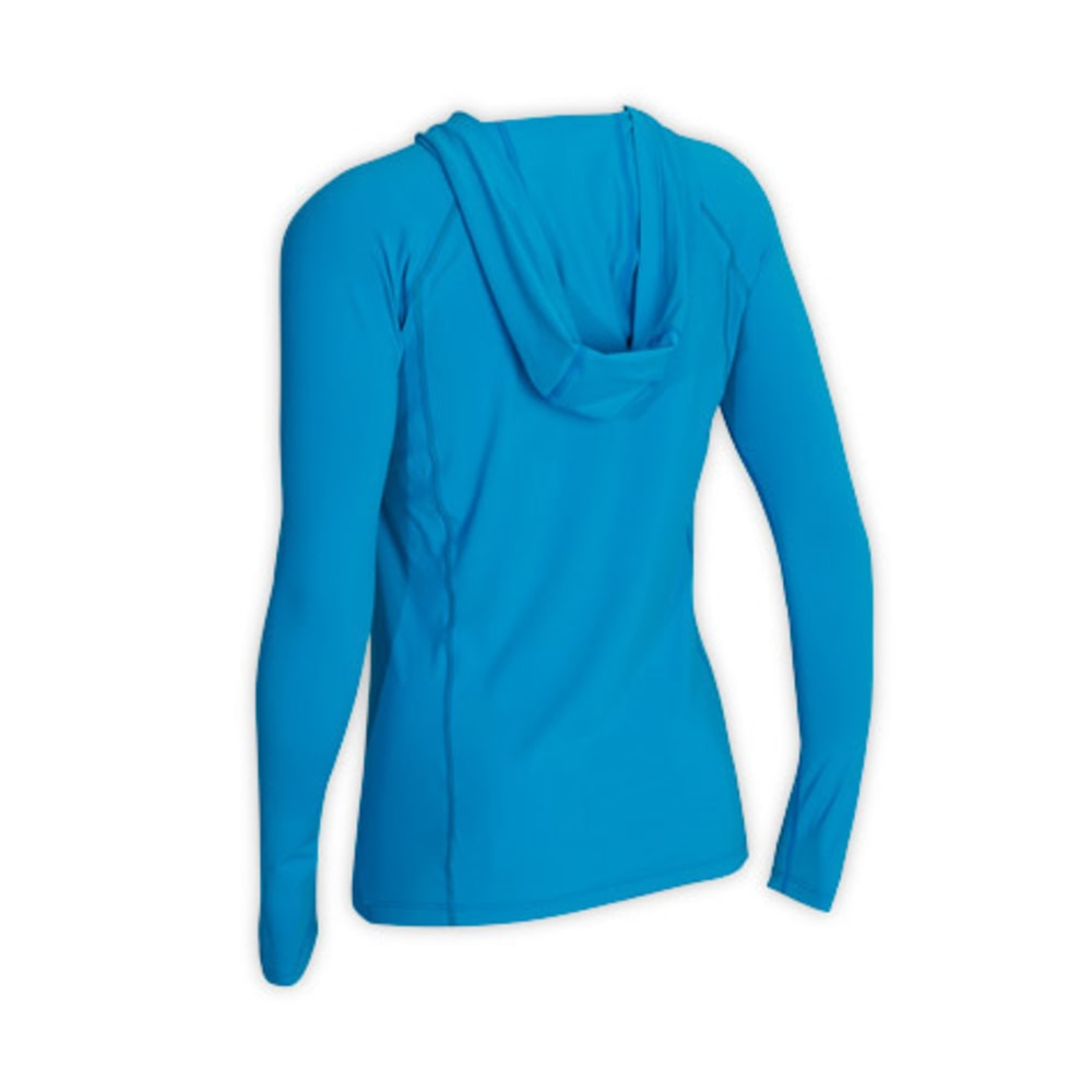 EMS® Women's Sessions Hoodie  - ATOMIC BLUE