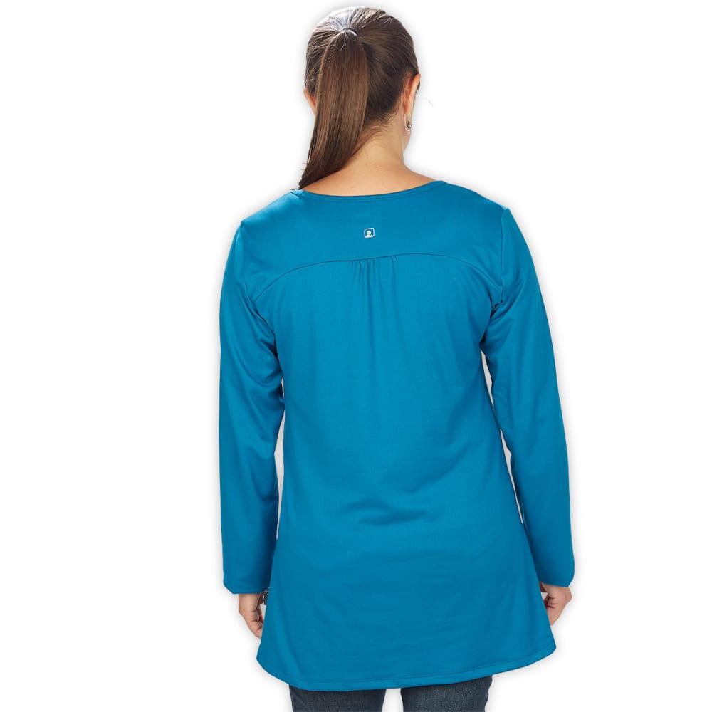 EMS® Women's En Route Tunic - PEACOCK BLUE