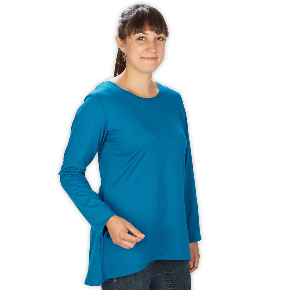 EMS® Women's En Route Tunic   - PEACOCK BLUE