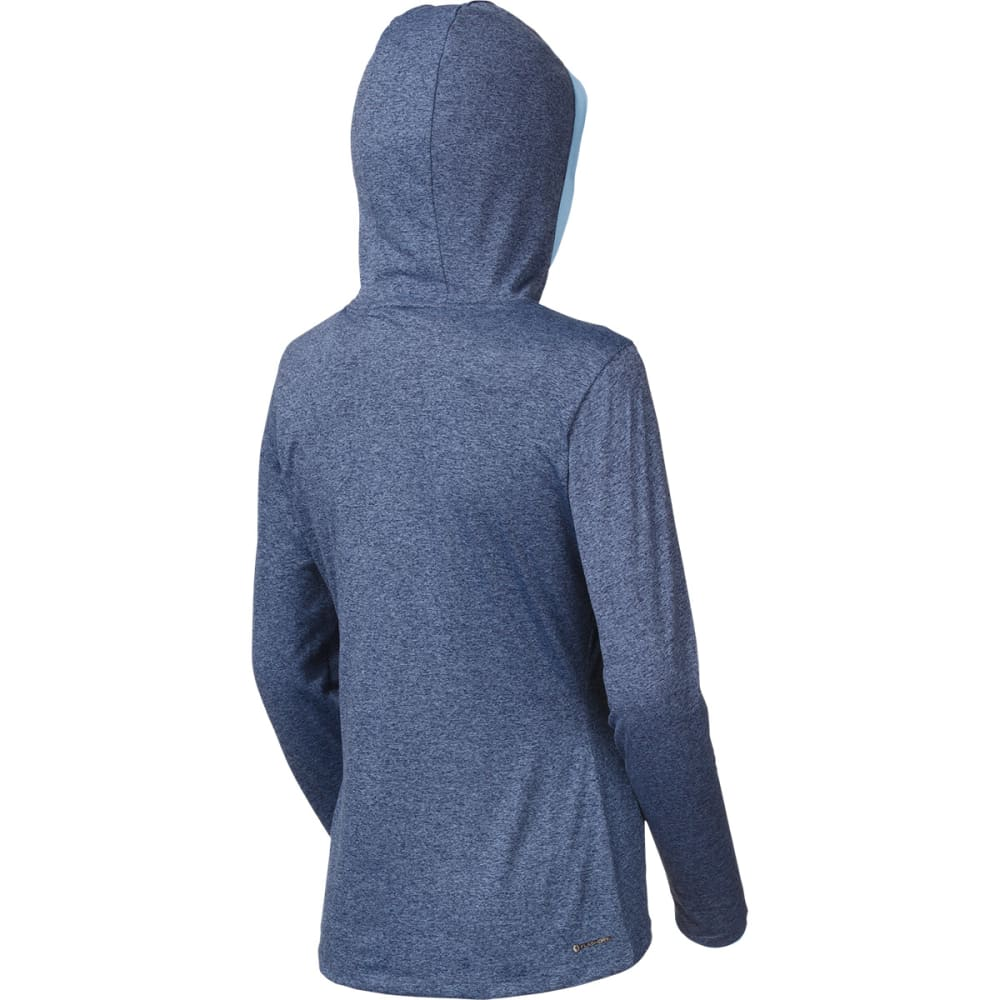 THE NORTH FACE Women's Reactor Hoodie - PATRIOT BLUE