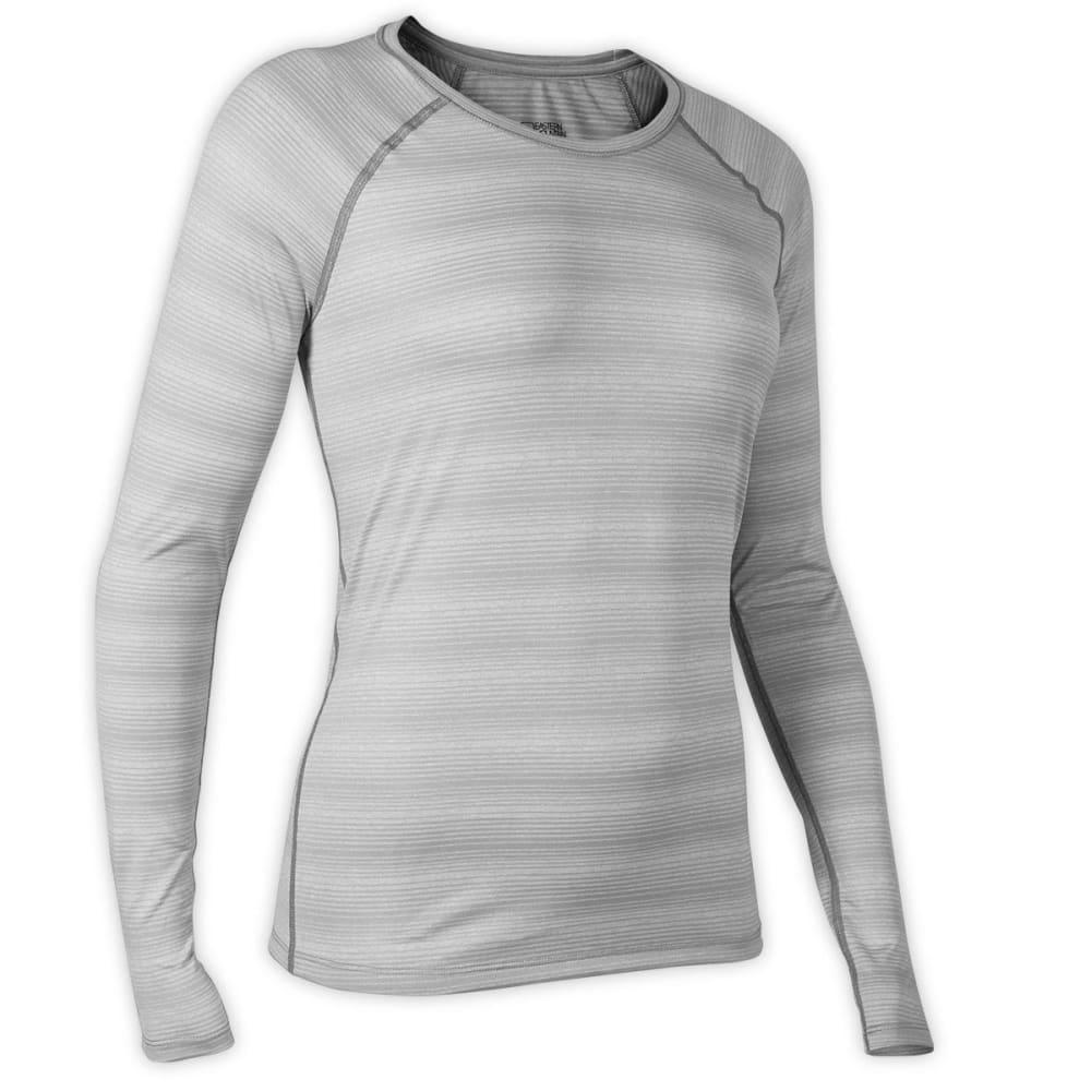 EMS® Women's Techwick® Essence Long-Sleeve Top  - NEUTRAL GREY