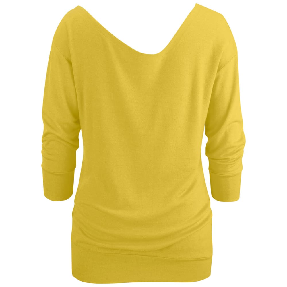 BLACK DIAMOND Women's Fine Jade Tunic - CITRINE